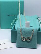 Collana Tiffany &Co Infinity Arg 925 Originale