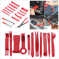 18 Pcs Car Panel Trim Dashboard Door Handle Audio Radio Removal Install Tool Kit