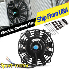 "6"" Inch Slim Radiator Thermo Electric Cooling Fan for Quad Dirt Bike ATV Buggy"