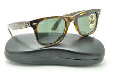 Ray Ban RB 4340 Sunglasses 710 Tortoise Frames   Green Lenses be736cf714af