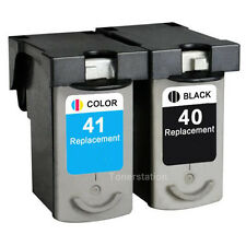 2x Ink Cartridge PG 40 CL 41 for Canon MX300 MX310 MP150 MP210 MP450 470 Printer