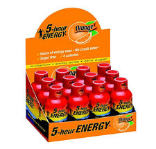 5-Hour Energy Shot, Orange, 1.93 oz, 24 ct