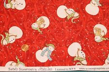 """SOUTH SEAS CHRISTMAS"" 100% COTTON QUILT FABRIC BY THE YARD FOR SOUTH SEAS"