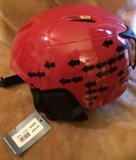 Giro Helmet Youth Series Tilt Size Xs/S Nwt Red Black Sports Helmet Red Arrows