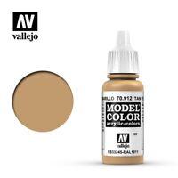 Vallejo Model Color - Tan Yellow 17ml VAL912