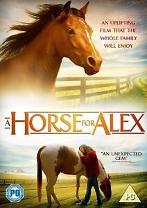 A HORSE FOR ALEX - DVD **NEW SEALED**FREE POST !