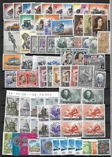 Uk British Comm. 1930's-80's Collection Of 500+ Mint Almost All Never Hinged Man