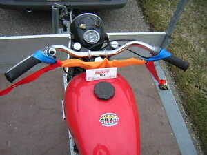 Lenkergurt für Motorräder