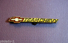 TEAM  CHEVY - hat pin , tie tac , lapel pin , hatpin GIFT BOXED