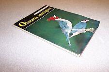 OISEAUX EXOTIQUES DOCUMENTS COULEURS 1958 LEGENDRE MARCEL