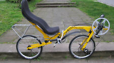 "Recumbent Recumbentbicycle Folding Bike Flevobike 20"""