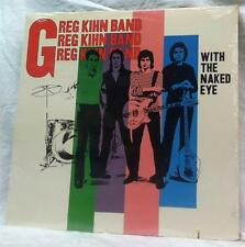 Greg Kihn Band With The Naked Eye LP 1979 SEALED Jonathan Richman Springsteen
