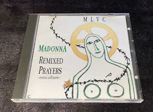 "Madonna ‎– ""Remixed Prayers"" Japan Mini Album (without OBI)"