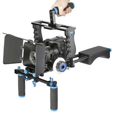 YELANGU Aluminum Film Movie Kit System Rig for Canon/Nikon/Sony ETC DSLR Cameras