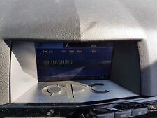 Opel Astra H Display Blende OPC Schriftzug Navi Navigation CID Z042