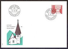 Handstamped Swiss Stamps