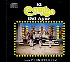 EL COMBO DEL AYER - CANTA: PELLIN RODRIGUEZ - CD/ CDR thermal Printable