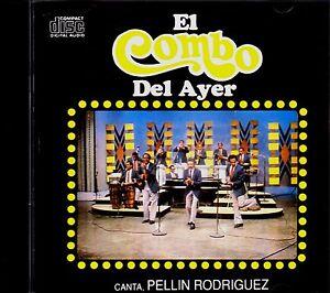 EL COMBO DEL AYER - CANTA: PELLIN RODRIGUEZ - CD/( CDR thermal Printable)