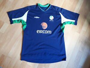 Republic of Ireland Umbro Away Shirt Vgc xl