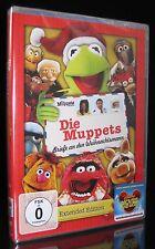 DVD DIE MUPPETS - BRIEFE AN DEN WEIHNACHTSMANN - UMA THURMAN + WHOOPI GOLDBERG *