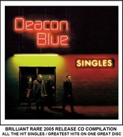 Deacon Blue - The Very Best Essential Greatest Hits Collection RARE 80's 90's CD