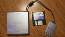 New listing Sony Pcga-Cd51 Vaio Pc-Card External Cd-Rom drive