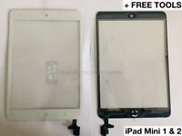 WHITE for iPad mini Genuine OEM Display Touch Digitizer Glass Screen Replacement