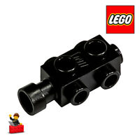 LEGO PICK A BRICK • PIECE 4595 4523339 1 x 2 x 2/3 with Studs Motor Black NEW