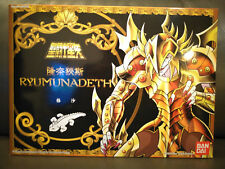 Saint Seiya bandai 2004 HK the knights of the zodiac Figure RYUMUNADETH
