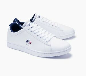 Lacoste Mens Canarby Evo Trainers Size UK 6.5 - 11 RRP £85