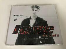 Phillip Boa & The Voodooclub - Love On Sale. Maxi-CD.