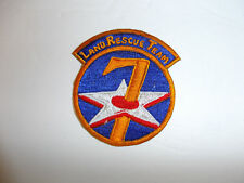 b1125 WW 2 US Army 7th Air Force Land Rescue Team patch R13C