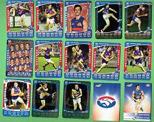 #D307. 31 Western Bulldogs Afl Australian Rules Football Cards