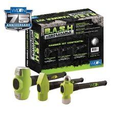 B.A.S.H Mechanics Hammer Kit (3 Piece) WIL11111 Brand New!