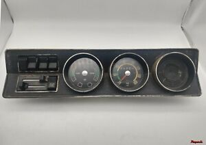 1974 OPEL KADETT B SPEEDOMETER DASH GAUGE dashboard cluster