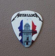 Metallica - Iowa 06/9/17 Worldwired Tour 100% Authentic RARE Guitar pick