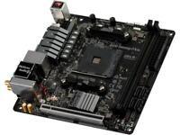 ASRock Fatal1ty B450 GAMING-ITX/AC AM4 AMD Promontory B450 SATA 6Gb/s USB 3.1 HD