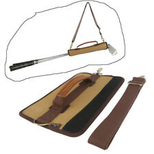 Tourbon Golf Clubs Carrying Pad 3 Clubs Mat Roll up Hold Travel Outdoor Portable