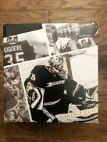 Jean-Sebastien Giguere Bobblehead - 2007 Stanley Cup- Anaheim Ducks - JS Giguere