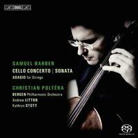 Christian Poltera - Barber: Cello Concerto (Christian Poltera, [CD]