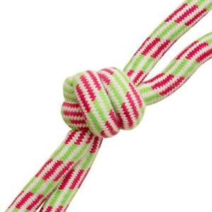 SNUGAROOZ Snugz 7 inch Puppy Fun Rope Toy Tight braided Reinforced - colors vary