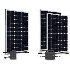 Solar Set Solaranlage TSUN Micro Wechselrichter Balkonkraftwerk Balkonmodul