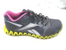 Reebok sz 7M Zig Nano black running  womens ladies sneakers athletic shoes
