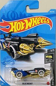 Hot Wheels Ollie Rocket Treasure Hunt 2021 New Release L Box