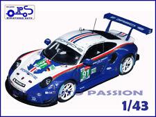 Kit JPS Prépeint - Porsche  991 RSR -  Le Mans 2018 - n°91 - ref.: kp416