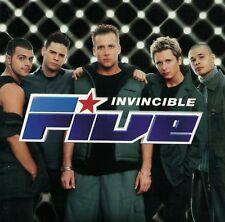 Five - Invincible (CD)