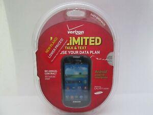 Samsung Galaxy Legend SCH-I200 - 4GB - Black (Verizon) Smartphone NEW
