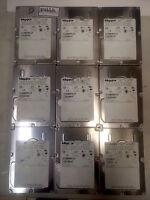 - LOT OF 3  MAXTOR 147GB 8D147J0045711   Ultra SCSI 3.5  U320 10K