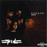 Spooks - S.I.O.S.O.S. Volume One (CD) (2000)