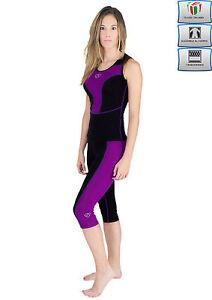Women Running Vest Athletic Fitness Sleeveless LadiesTop&Leggin Base Layer Gym